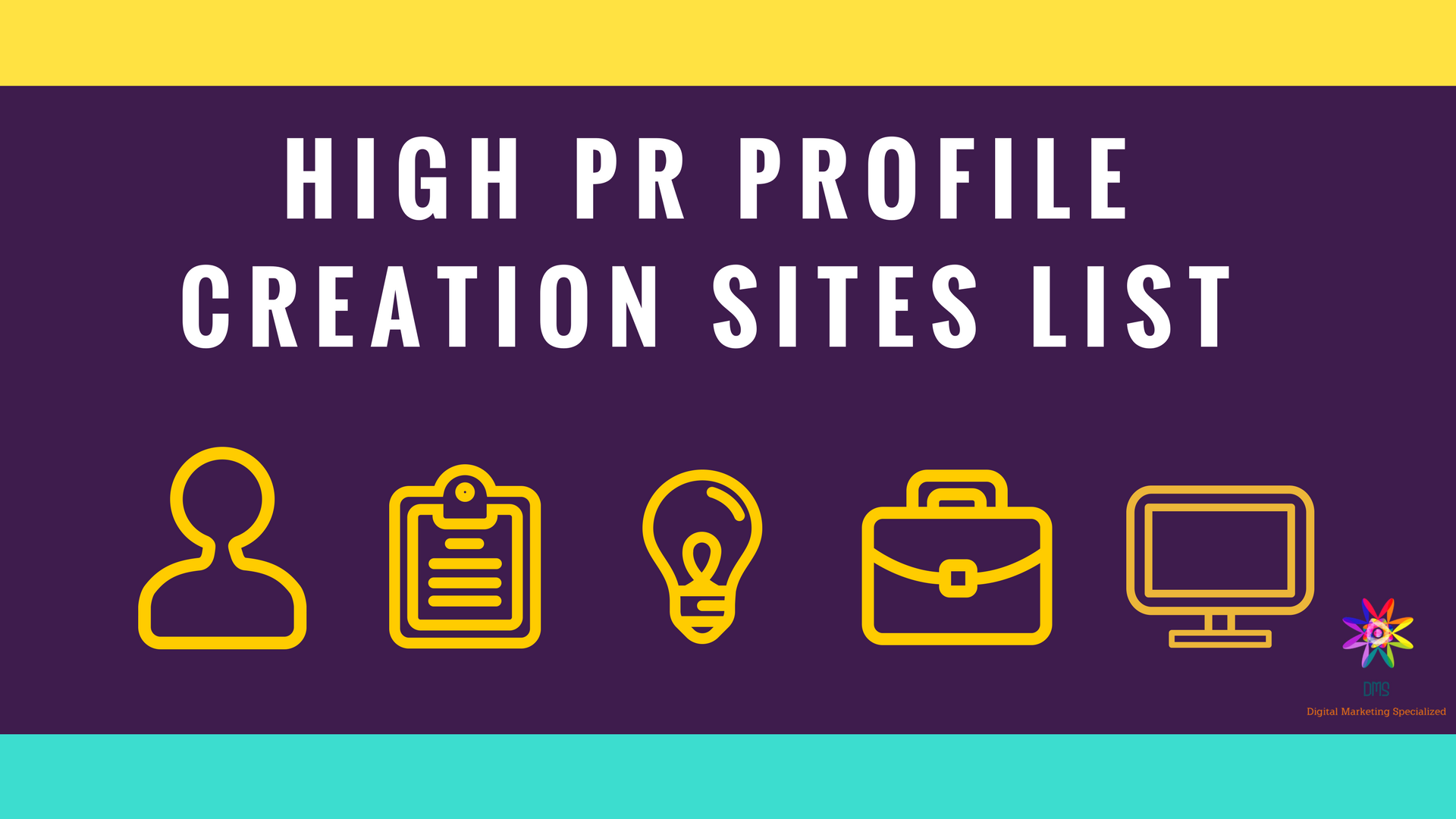 High-PR-Profile-Creation-Sites-List Profile Creation Site List