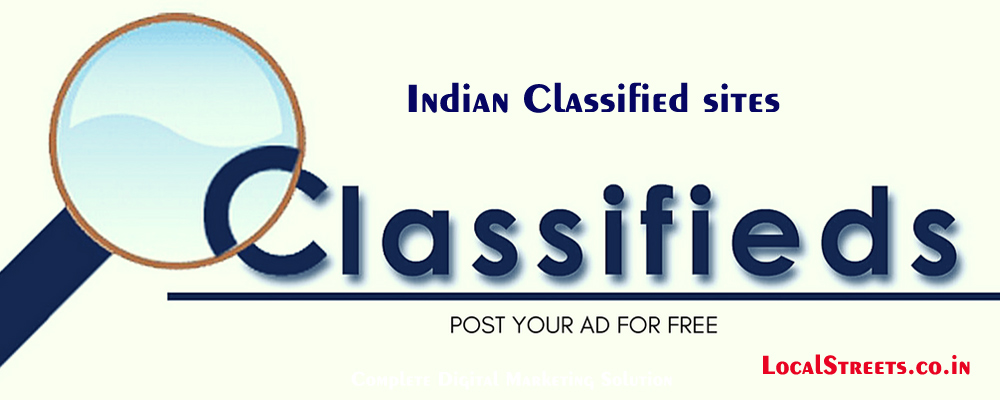 Indian-Classified- Indian Classified  Sites List