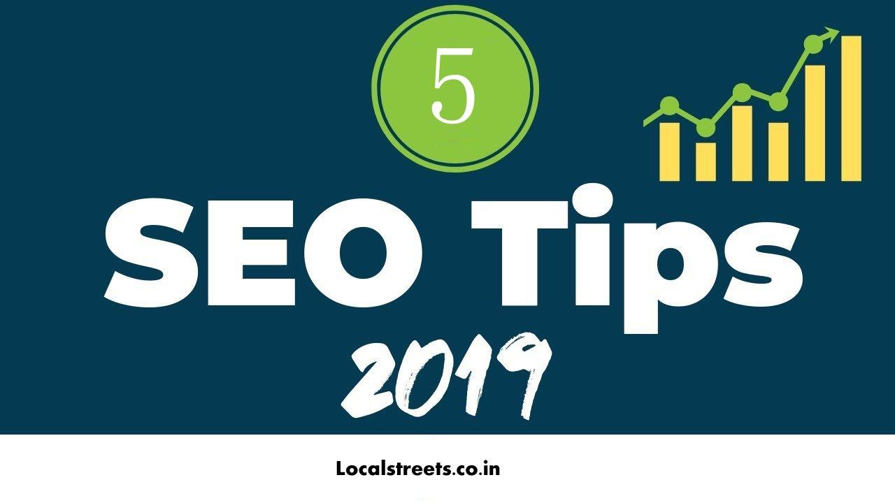 5-Tips-for-Increasing-website-ranking-in-google Latest seo tips for website Ranking in google 2019