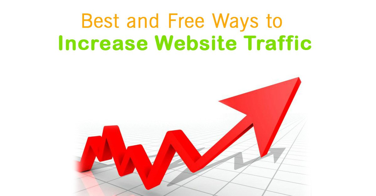 How-to-Increase-Website-Traffic-fast- How to increase website traffic on  blog