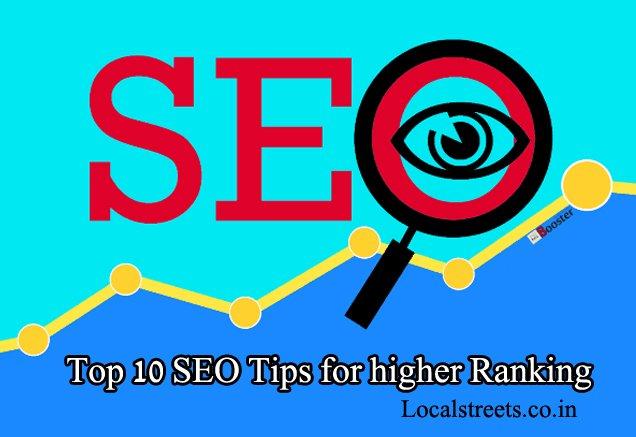 SEO Tips for Better Google Ranking